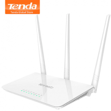 TENDA WIRELESS ROUTER F3 300MBPS